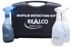 Kit biofilm contamination food